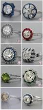 Nerdy Wedding Rings by Cullen Antique Diamond Engagement Rings