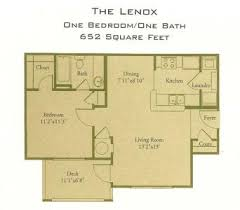 The Lenox Floor Plan Waterford Apartments For Rent In Morrisville Nc Forrent Com