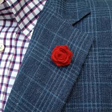 lapel flowers wearing a lapel bud elevated citizen