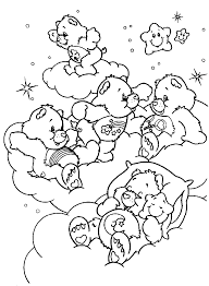 care bear coloring pages google jolizas stuff