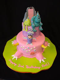 amazing pixar cakes from brave to toy story to up