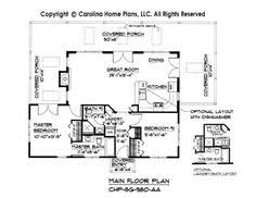 Cottge House Plan Bungalow Cottage Country House Plan 60969 Level One 1272 Sq Ft