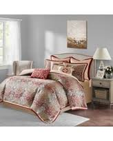 Queen Size Red Comforter Sets Great Deals On Bombay Bedding Sets