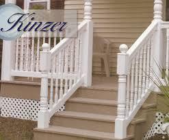 vinyl railing vinyl porch railing 1000