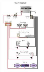 wiring diagram for road lights pinteres