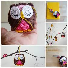 crochet owl ornament pattern owl crochet pattern owl