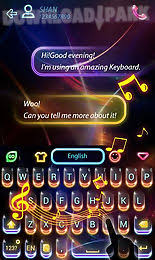 go keyboard apk luminous go keyboard theme android app free in apk
