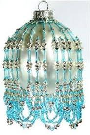 birthstone ornament 2021 best beadwork images on beaded christmas