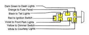 texas classic chevy experience headlights switch replacement for