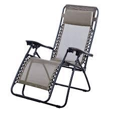 Zero Gravity Outdoor Chair Outdoor Lounge Chair Zero Gravity Folding Recliner Patio Pool Yard