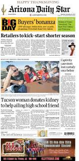 thanksgiving day sale packed arizona daily available right