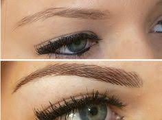 permanent makeup eyebrows i m getting this done hair strokes