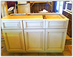 how to make a kitchen island with base cabinets cabinet