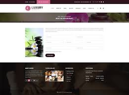 luxury spa and beauty html template by tmdstudio themeforest