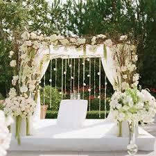 simple outdoor wedding ceremony decorations outdoor wedding