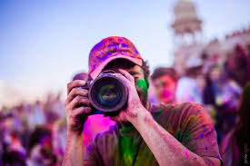 my camera after the festival of colors holi youtube