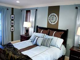 blue bedroom decorating ideas sophisticated brown and blue bedroom decorating ideas