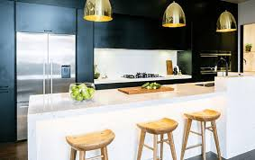 The Latest Kitchen Designs by Kitchen Design Trends The Good Guys Kitchens