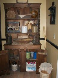 Just Cabinets And More by My Primitive Step Back Cabinet My Home Pinterest Primitive