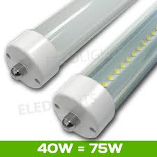 8 fluorescent light bulbs high lumen 8 foot led tube light 8 foot led shop lights 8 foot