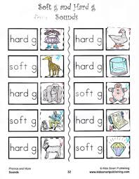 kids love to learn phonics with these fun cut and paste phonics