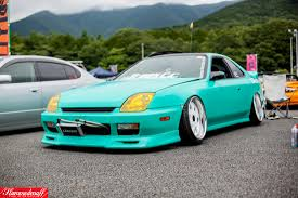 stancenation honda prelude offset kings japan 2 slammedenuff
