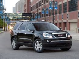 2011 gmc acadia holds value better than the competition