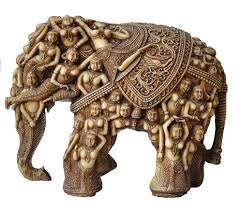elephant statue hand carved elephant sculpture curiique luxury furniture home