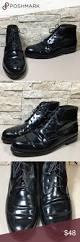 men u0027s cole haan black leather chukka boots
