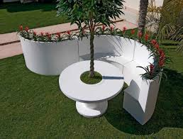 Modern White Planter by Garden Design Endearing Modern Planter Boxes Uk Modern Window