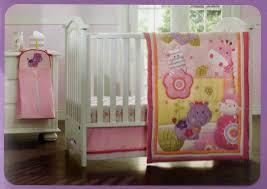 kidsline bedding sets kidsline girly jungle crib set 4pc