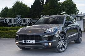 Porsche Macan Facelift - porsche macan information and photos momentcar