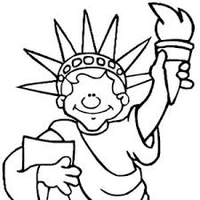 100 ideas coloring pages for kidss for kids of the statue of