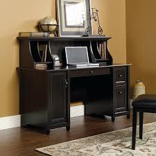 Secretary Style Computer Desk by Amazon Com Sauder Edge Water Computer Desk Estate Black Kitchen