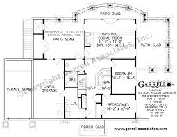 walkers cottage house plan