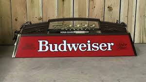 budweiser pool table light with horses budweiser pool table light bulbs nos in x pool design