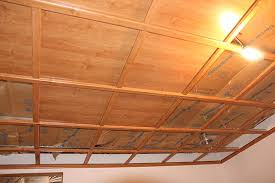 How To Put Up Ceiling Tiles by Woodtrac Ceiling System Review Upgrade Your Ceiling