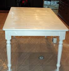 Tile Top Dining Tables Conquered Fear Table Redo