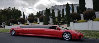inside lamborghini limo ferrari stretch limousine melbourne worlds fastest stretch