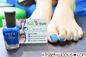 nails in style nail art spa glamorous nail art in sm san lazaro