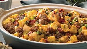 all ground italian sausage dressing stuffings