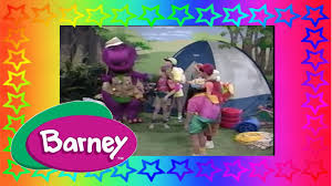 barney and the backyard gang rock with barney part 43 barney