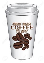 coffee to go cup design fresh roast is an illustration of a coffee