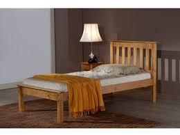 Santos Antique Pine Bed Frame Birlea Denver 3ft Single Pine Wooden Bed Frame By Birlea