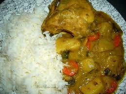 recettes de cuisine antillaise colombo de poulet antillais recette colombo de