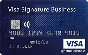 small business cards visa