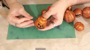 halloween garlands craft arts u0026 crafts youtube