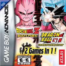 dragon ball gt gameboy advance rom download idline