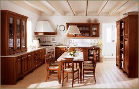 Dark Cherry Kitchen Cabinets dark cherry kitchen cabinets home design ideas