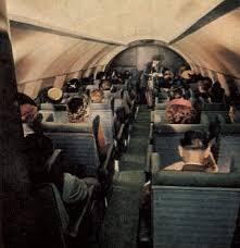 Lockheed Constellation Interior Superliners For The World